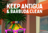 The Antigua and Barbuda Tourism Authority launches #CoolisClean campaign this September