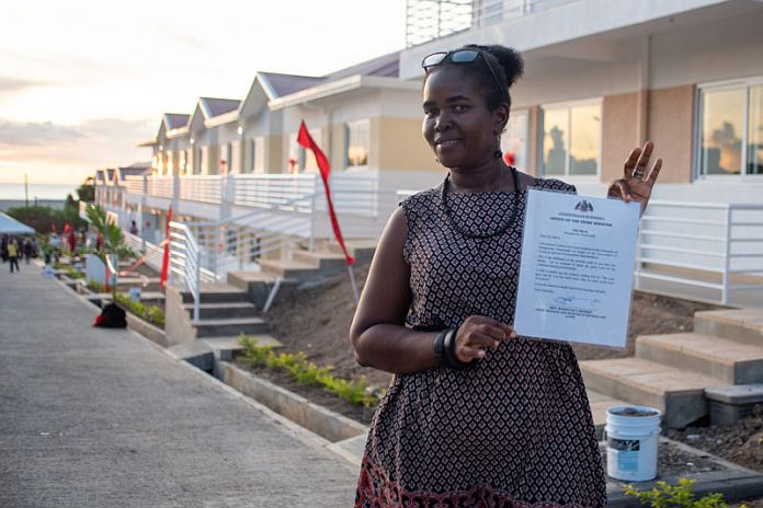 Changing lives through Home Ownership
