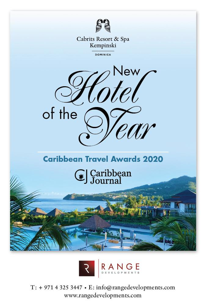 Caribbean News Global hotel-of-the-year Dominica named tourism location of the future: Where to invest in 2020