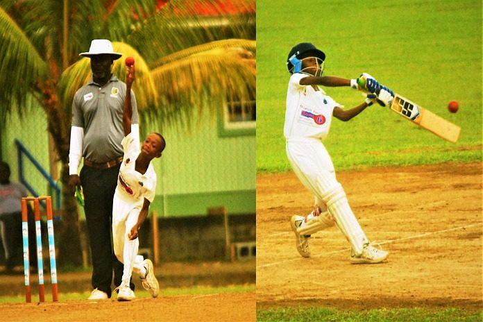 Ten-year-olds impressive in Under-15 cricket tournament - Caribbean News  Global