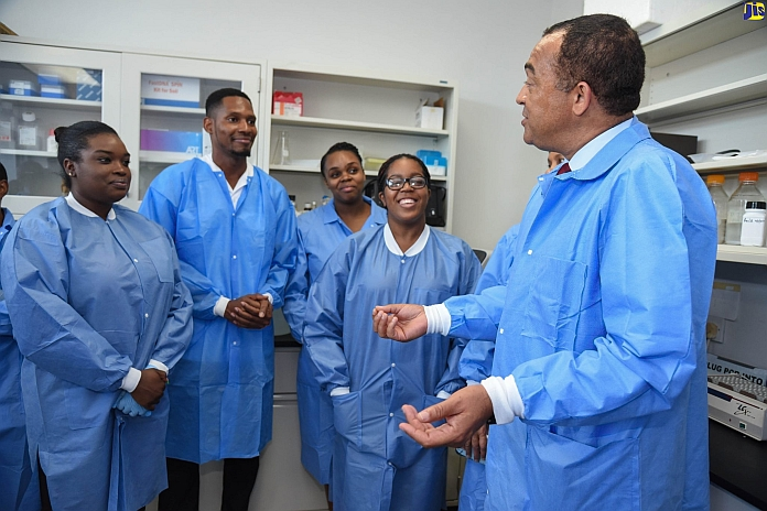 jamaica able to test for covid-19
