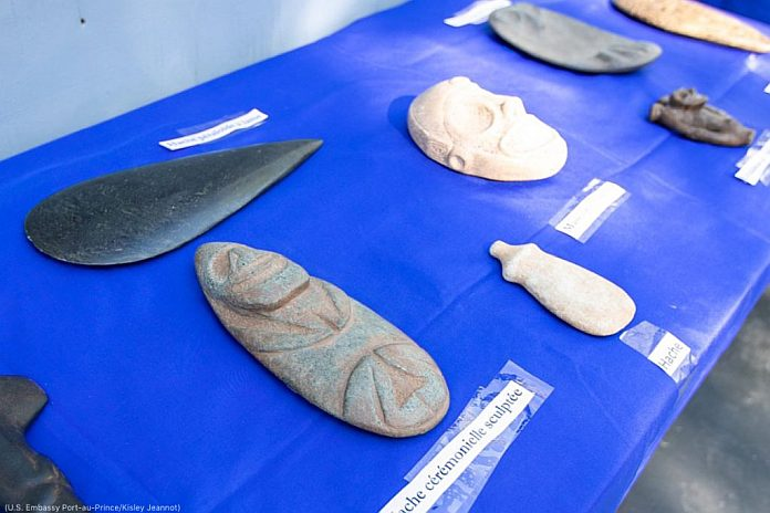 Caribbean News Global artifacts_haiti US returns record number of cultural artifacts to Haiti
