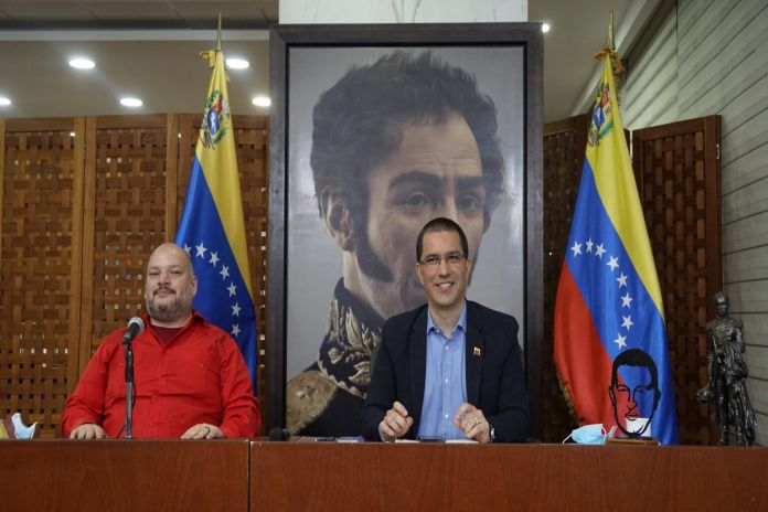 Caribbean News Global Jorge-Arreaza New Simón Bolívar institute for peace and solidarity among peoples: A refreshing contribution from Venezuela to the world
