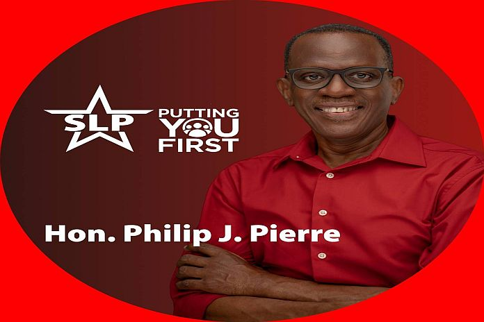 Caribbean News Global philip_pierre St Lucia introduces laws of the police state for COVID elections 2021