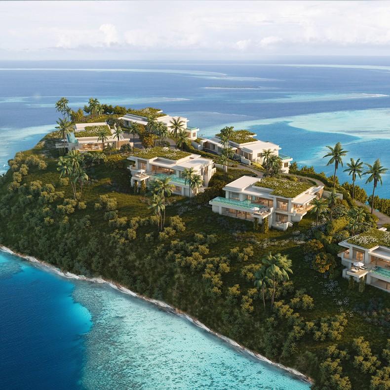 Caribbean News Global six-senses_aerial-view Six Senses Grenada is firmly on track