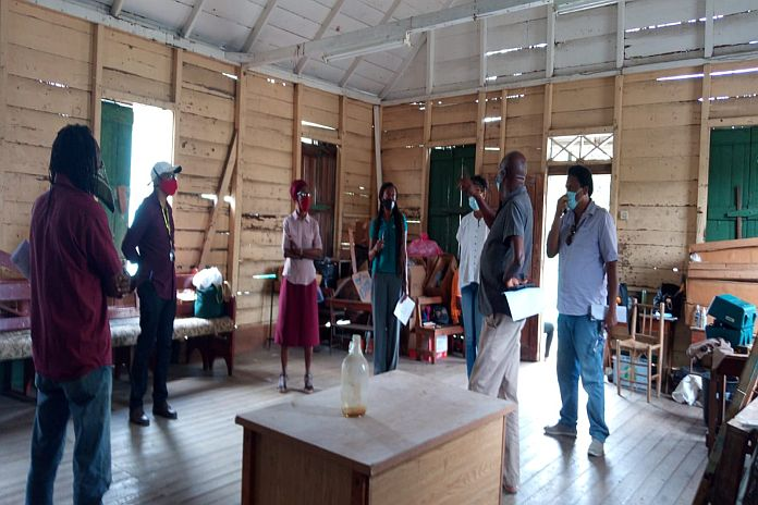 Caribbean News Global slu_anglican_annex Caribbean Ties Exhibition all set