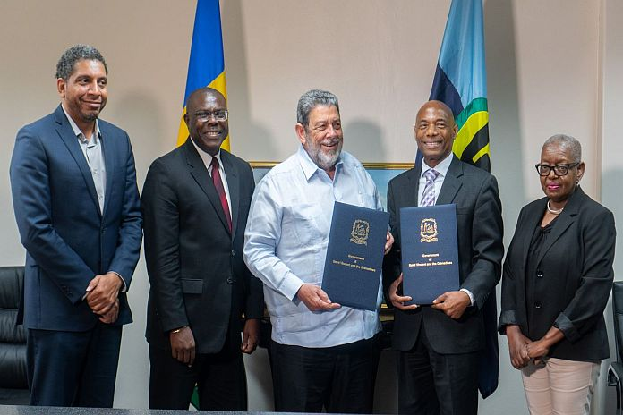 Caribbean News Global CDB_SVG CDB provides US$5.3 million for St Vincent and the Grenadines Volcano Recovery
