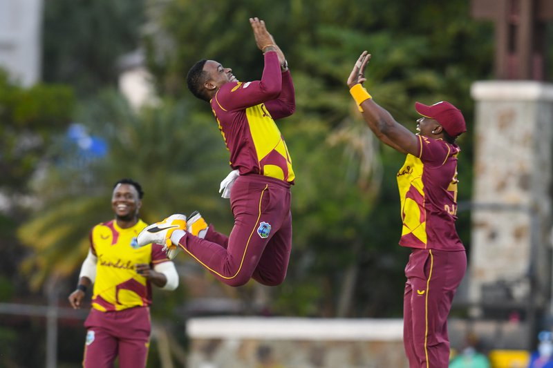 Caribbean News Global fabian_allen West Indies players Taylor and Allen making big moves