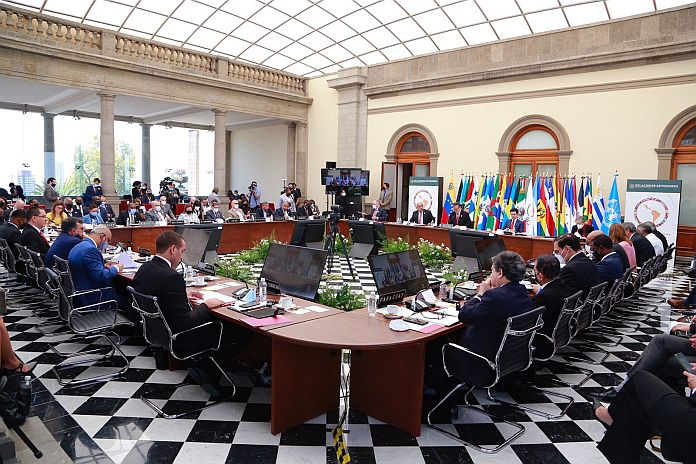 Caribbean News Global mexicio_celac2 CELAC's leadership, cooperation and consolidation advance in Latin America and the Caribbean