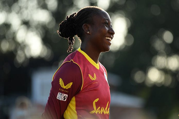 Caribbean News Global stafanie-_taylor West Indies players Taylor and Allen making big moves