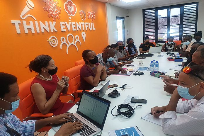 Caribbean News Global think_eventful Caribbean Ties: A people connected, then and now, gives a facelift to 'Top School'