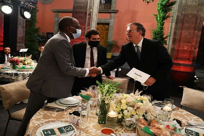 Caribbean News Global philip_-pierre_mexico St Lucia commits to true democracy, calls for peaceful equitable opportunity at CELAC VI Summit
